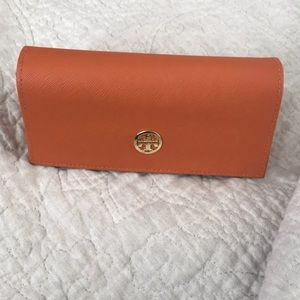 New authentic Tory Burch sunglasses case